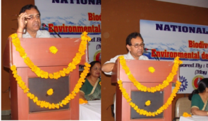 National Conference on Biodiversity vis-à-vis Environmental degradation in Hilly Terrains, 15 – 16 May, 2011, DBS (PG) College, Dehradun (Activity after retirement)